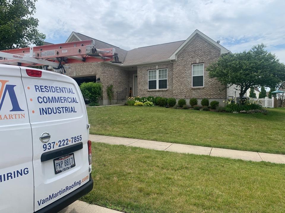 Springboro, OH - Free roof replacement estimate in Springboro, Ohio.