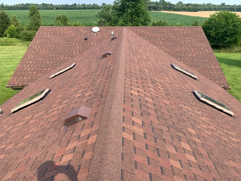 New Carlisle, OH - Estimate for Velux skylight replacement in New Carlisle, Ohio.