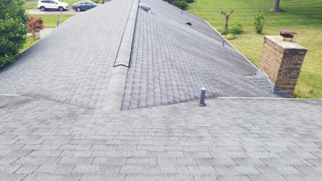 Dayton, OH - Certainteed Landmark roof replacement in Centerville, Ohio