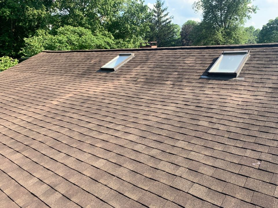 Bellbrook, OH - Free estimate to replace skylights with new Velux skylights in Bellbrook, Ohio.