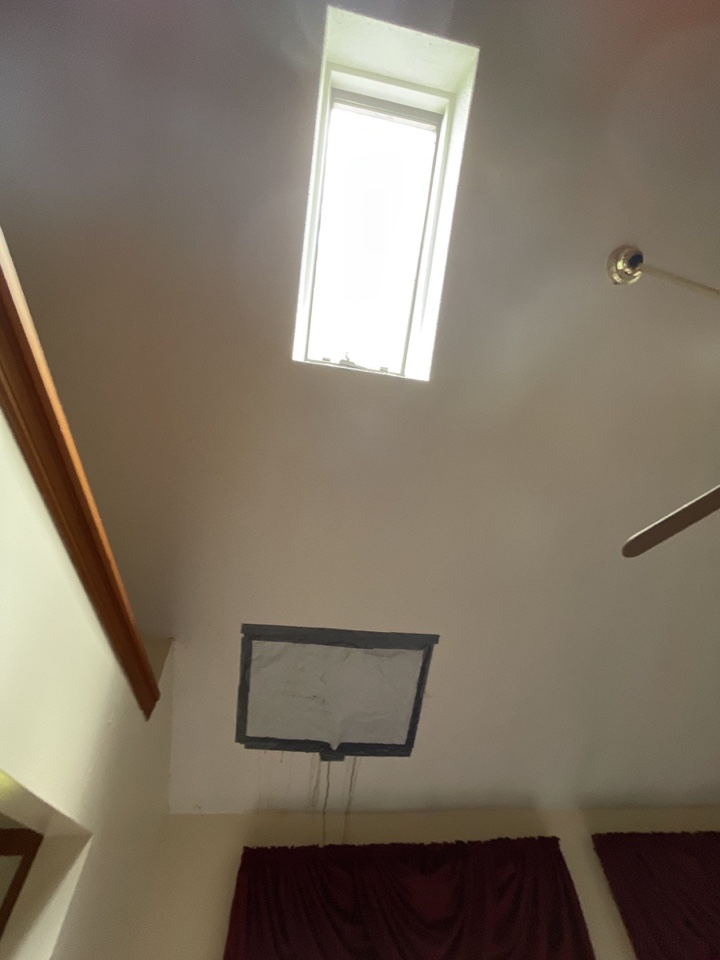 Centerville, OH - Free estimate to replace 3 leaking skylights in Centerville, Ohio.