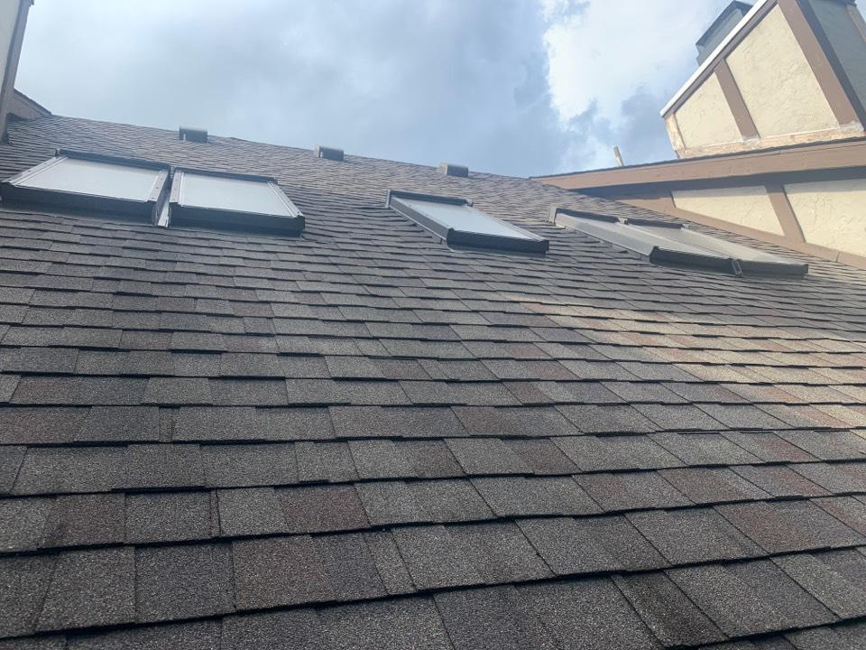 Beavercreek, OH - Velux skylight replacement estimate in Beavercreek, Ohio.