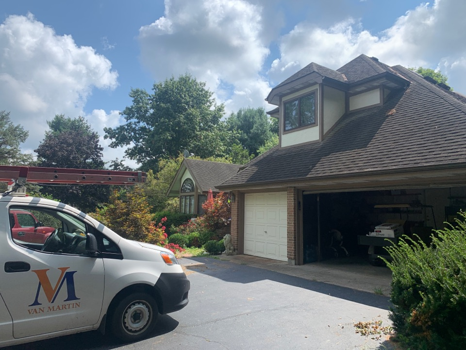 Yellow Springs, OH - Metal roof replacement estimate in Yellow Springs, Ohio.