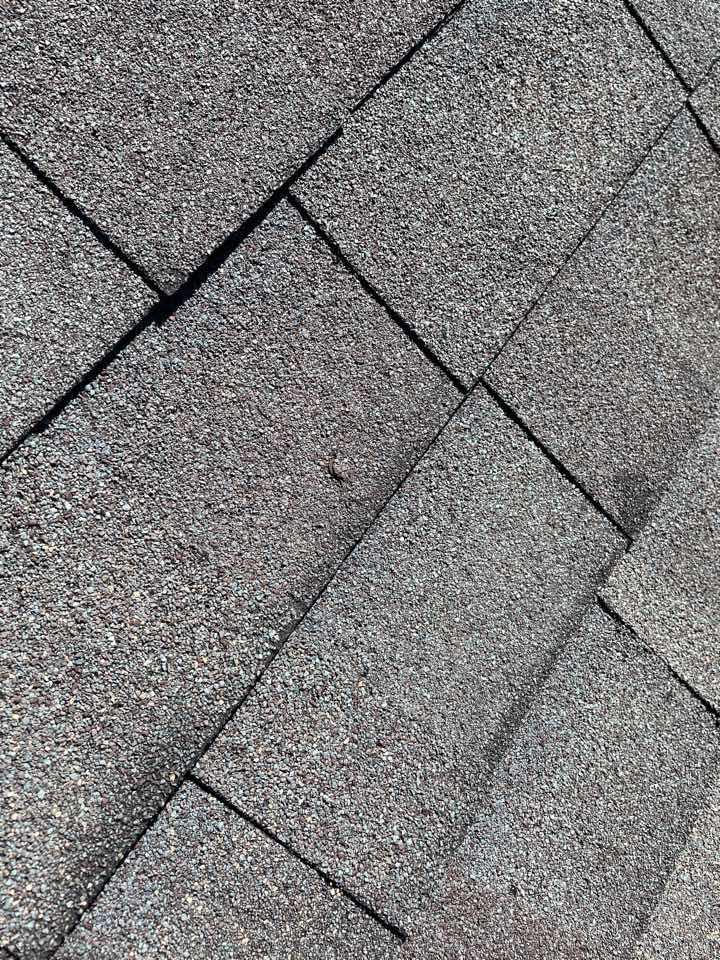 Dayton, OH - Roof leak. Roof repair