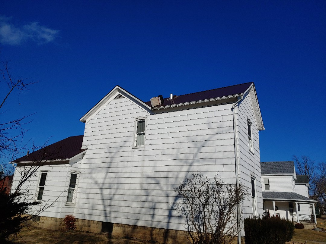 West Alexandria Ohio Van Martin Roofing