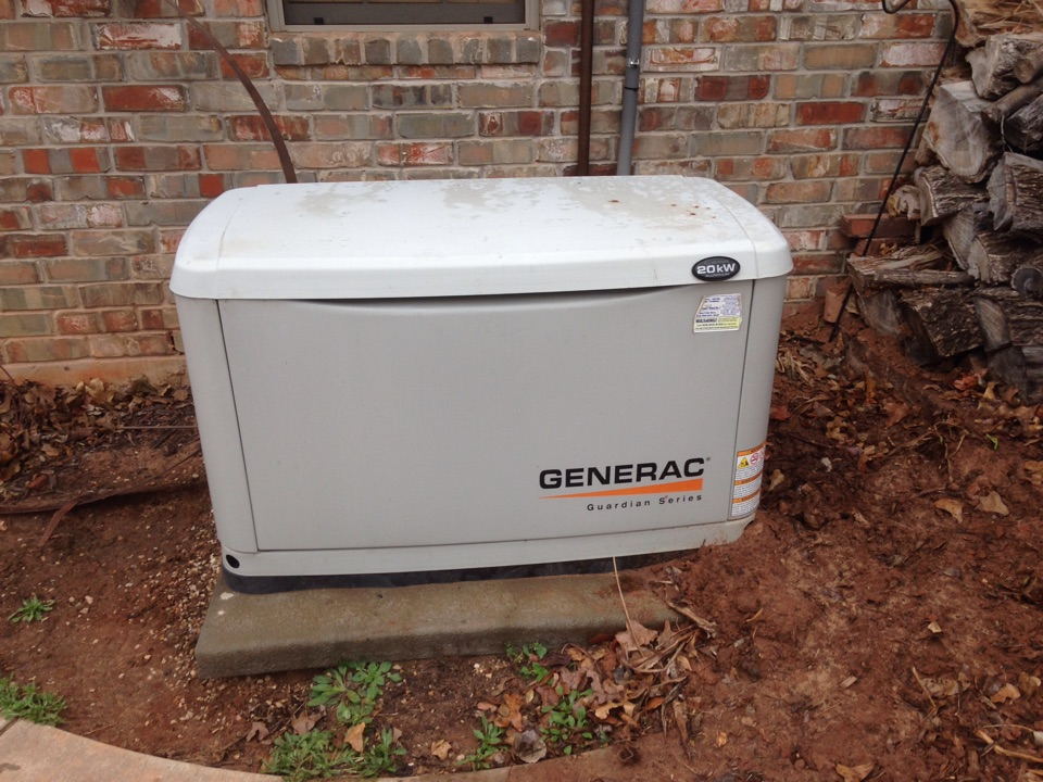 Harrah, OK - Annual Generac Generator Maintenance