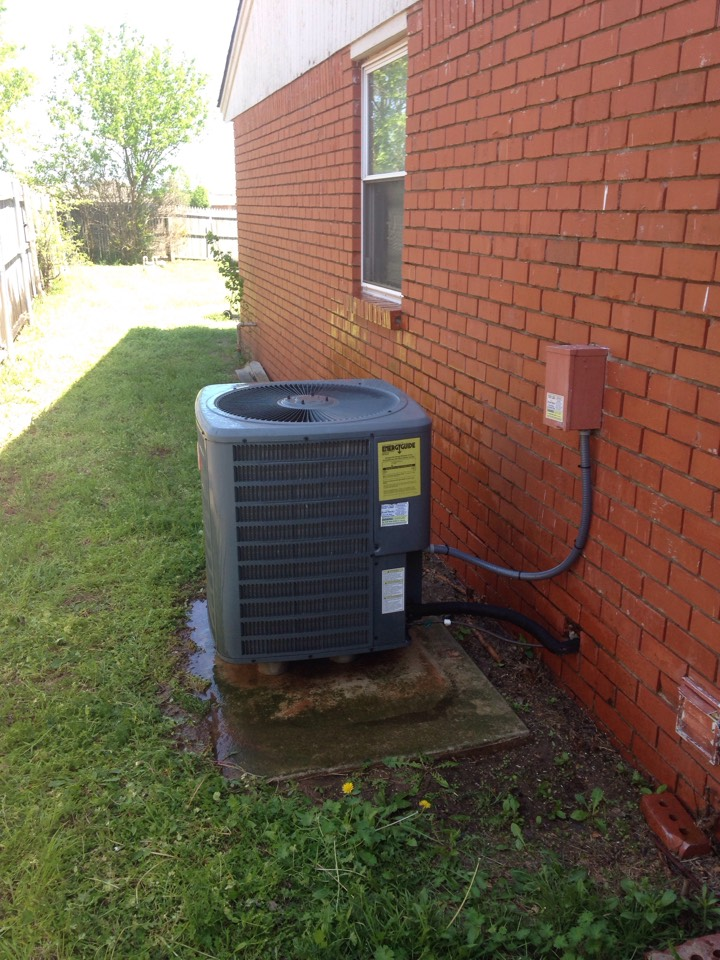 Shawnee, OK - Replace contactor