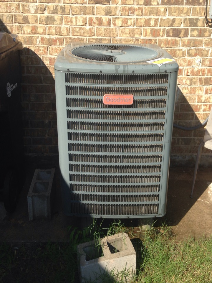 Bethany, OK - Recharge r22 system