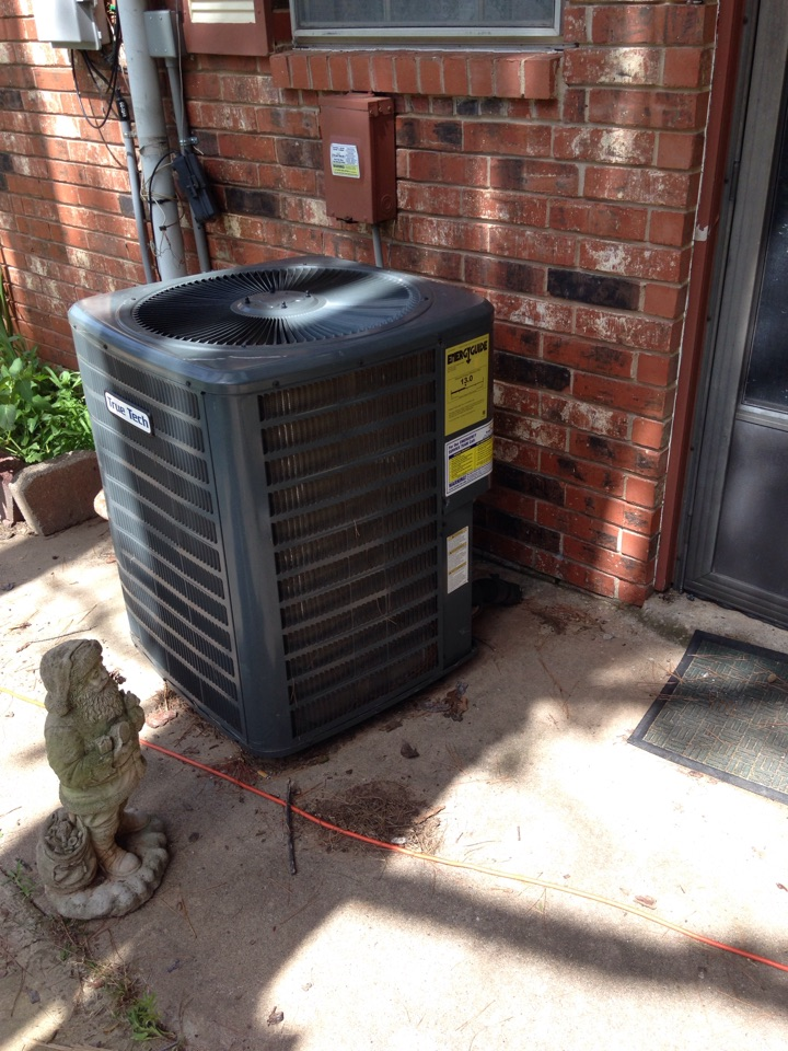Harrah, OK - Ac repair ( a coil cleaning and capacitor )