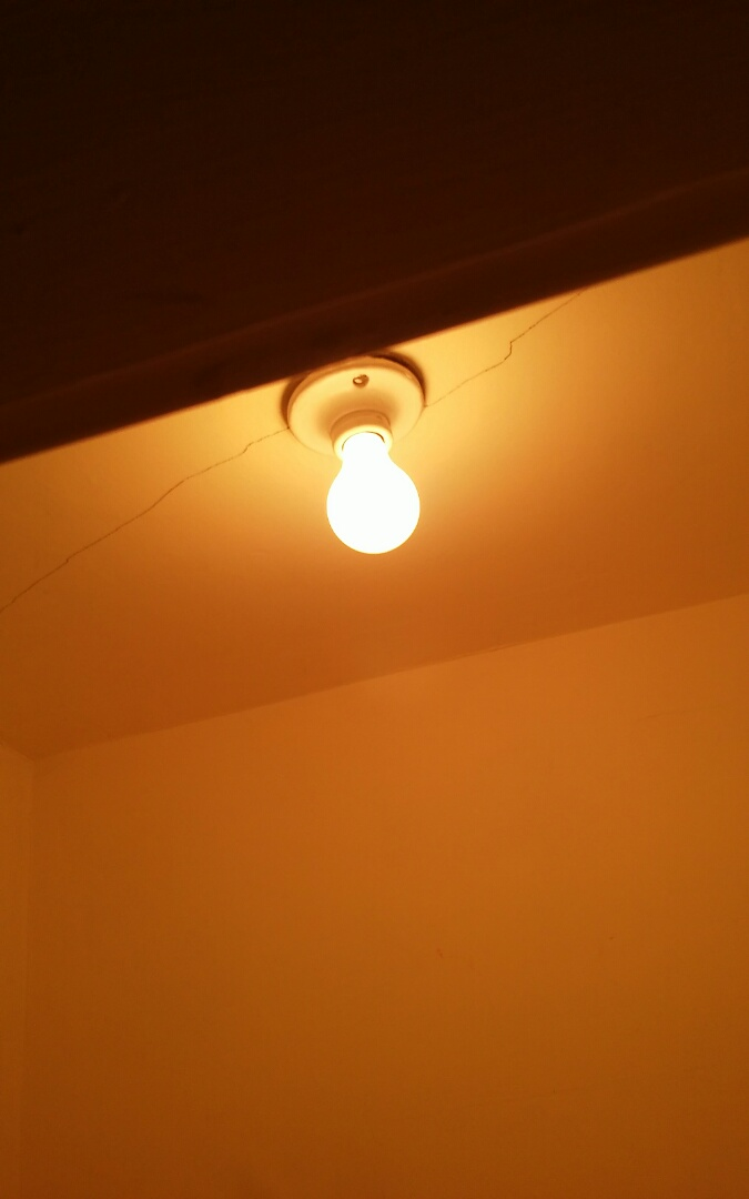 Shawnee, OK - Closet light not working changed the switch to new andit also  had a busted bulb inside of fixture fixed that as well. Plug not working in up stair middle bedroom is working now