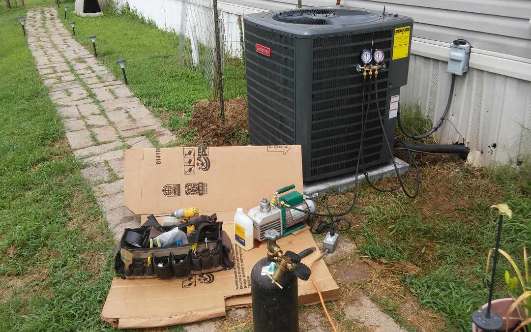 Furnace Air Conditioning Plumbing And Electrical Repair