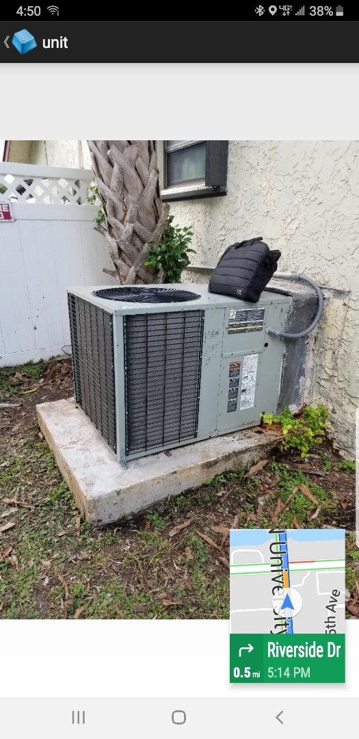 Tamarac, FL - Here to give an estimate for A/C replacement