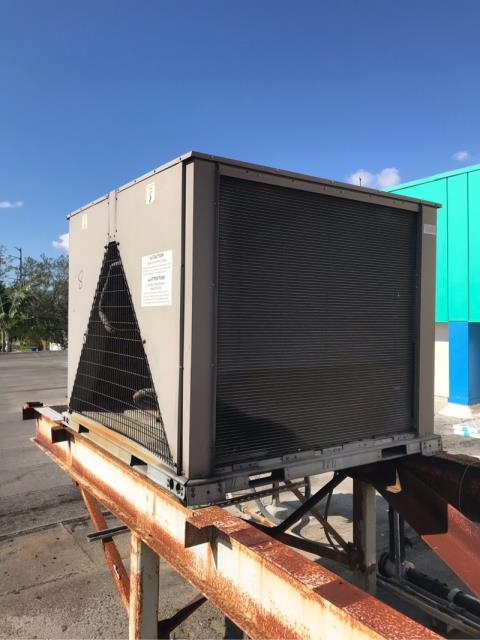 Hollywood, FL - To evaluate exactly what size AC unit they need
