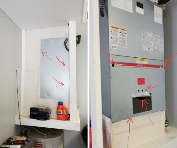 Boca Raton, FL - This residential customer is in need of a new duct system, our production specialist went to review the site and give a quote for a duct replacement.
