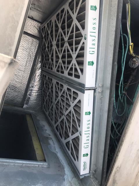 Boynton Beach, FL - During this service call, we addressed a system not cooling at a commercial facility in Boynton Beach. The system is in good shape overall, but the capacitor was faulty causing the compressor to shut off due to being overloaded. Once we replaced the capacitor, we checked the system for and it resumed proper operation.