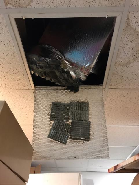 During this commercial maintenance visit in Lauderhill, we performed maintenance on all the systems onsite. Most of the equipment was in great shape due to normal upkeep, but one system is in bad shape. Instead of costly repairs we recommended replacement for this system due to age and repairs needed.