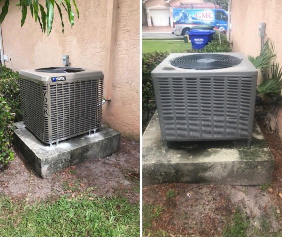Pembroke Pines, FL - We installed for this customer a brand new YORK system for peak cool and efficiency.