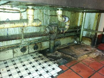 Hamtramck, MI - drain cleaning/ grease trap