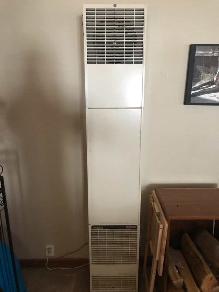 Zimmerman, MN - Willams wall heater service call