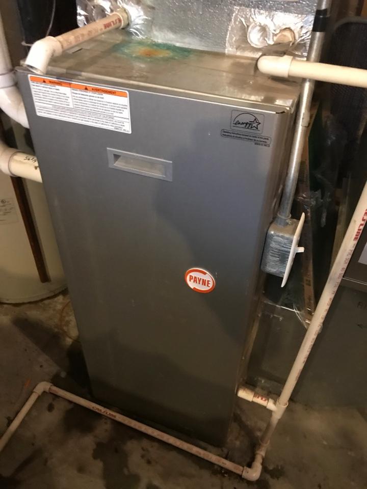 Zimmerman, MN - Payne furnace service