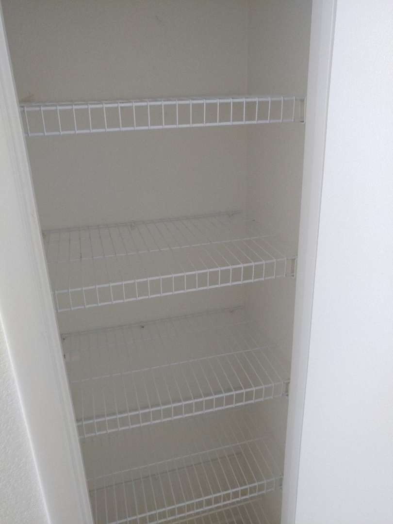 Finished install of new closet shelves for a family in las vegas, las vegas handyman las vegas install las vegas shelving las vegas repair