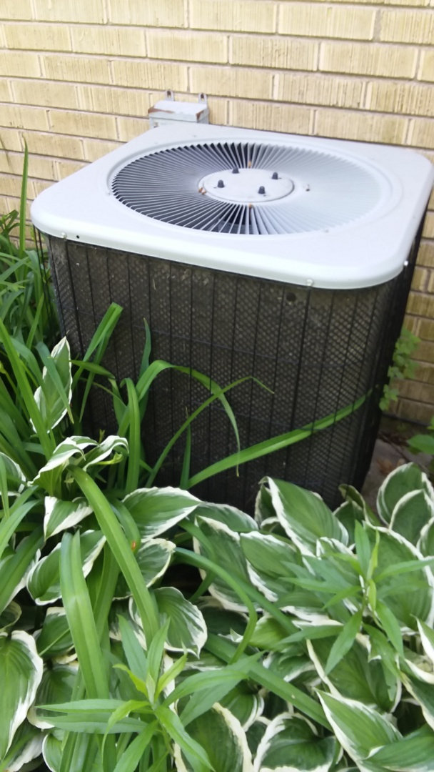 Clean and check air conditioner