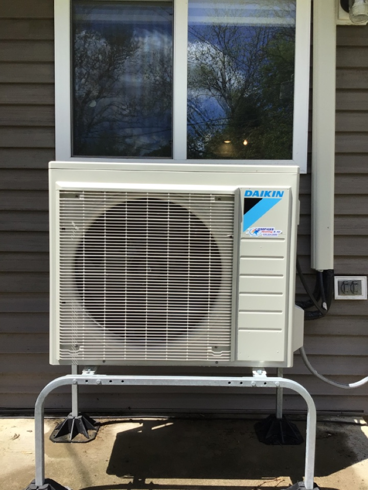 Clean and check on a Daikin Fit