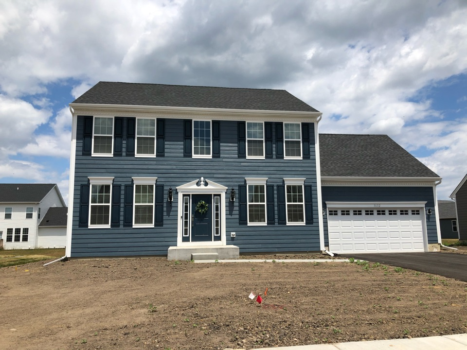 Elgin, IL - Providing an estimate to improve air quality with an ERV (energy recovery ventilation), dehumidification and filtration, in an Elgin, IL 60124 new construction home.