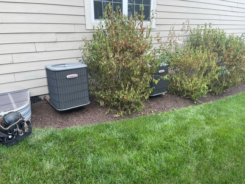 Elgin, IL - AC cleanings