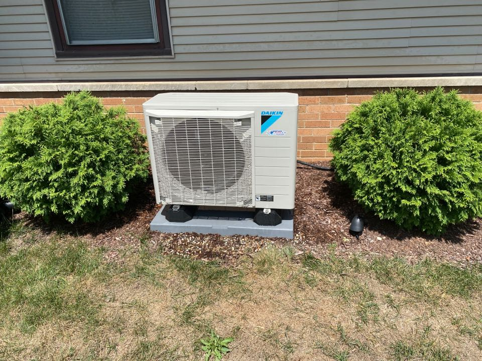 Daikin FIT cleaning