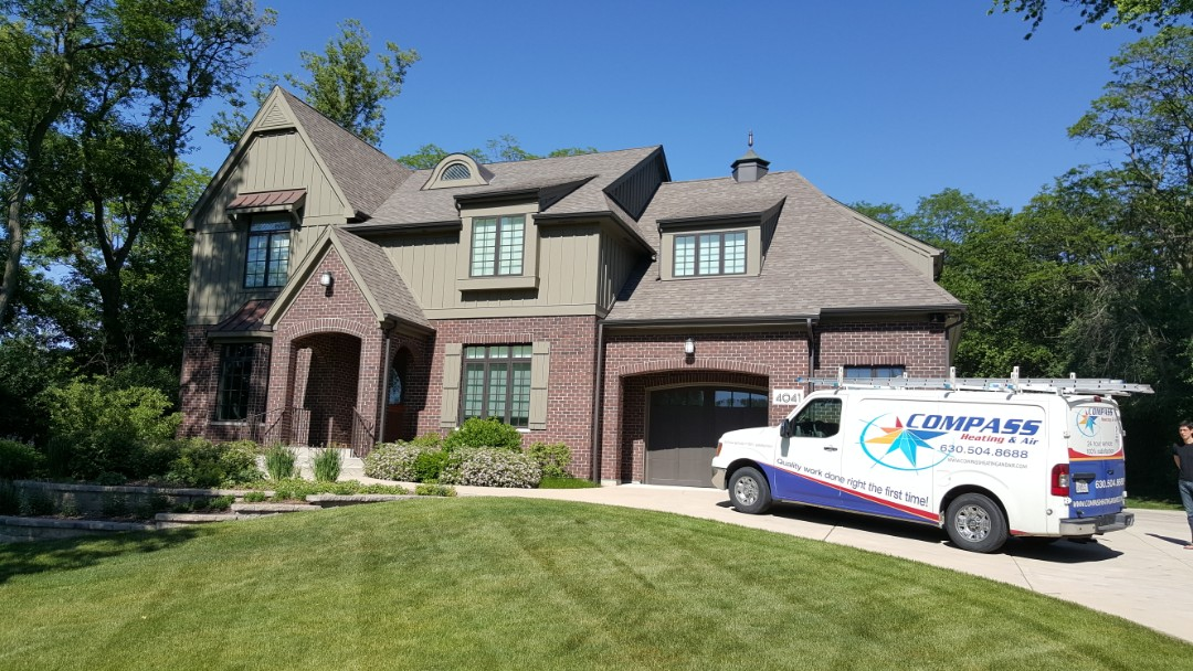 Downers Grove, IL - Performing load calculation and providing estimate for a multi-zone Mitsubishi heating and cooling system
