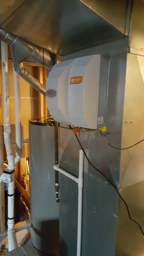 Streamwood, IL - Troubleshooting a humidifier in streamwood IL