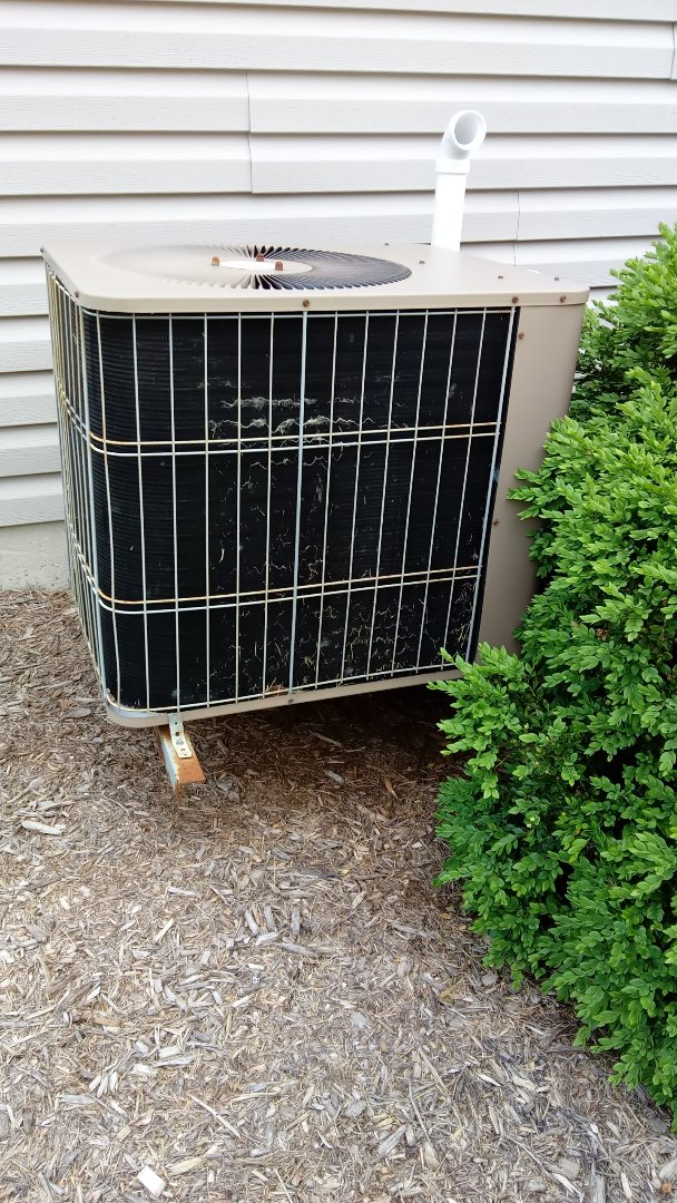 Batavia, IL - Starting manufacturer recommended annual maintenance on 2 Armstrong air conditioner