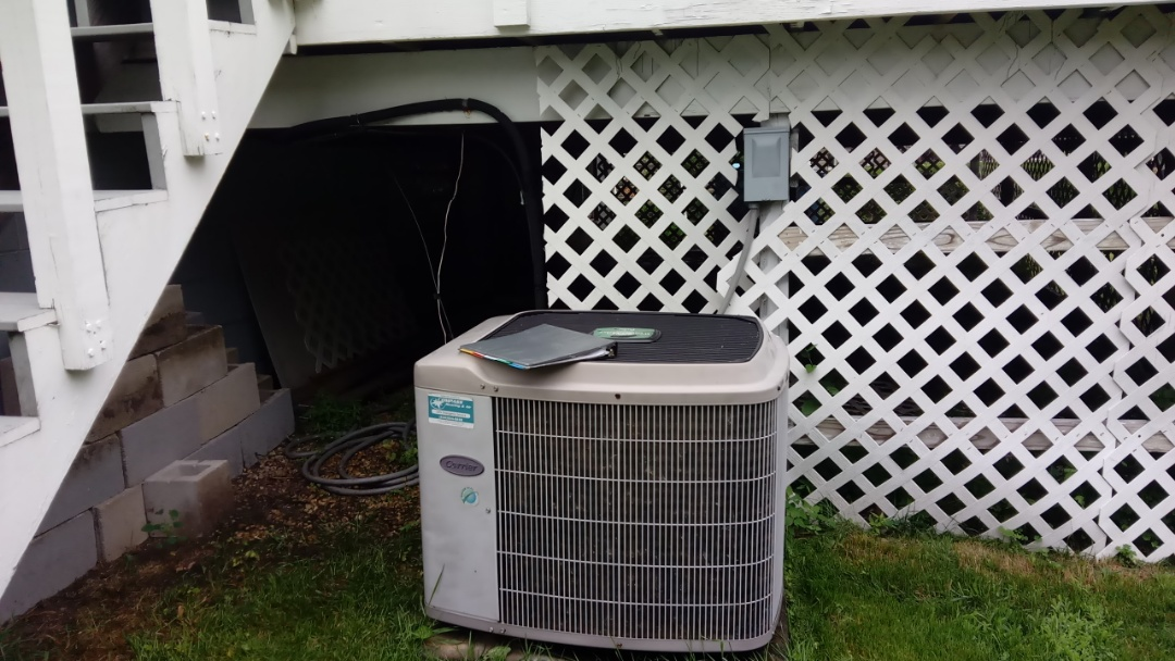 Schaumburg, IL - Starting estimate on replacement air conditioner