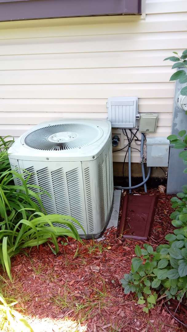 Carol Stream, IL - Starting manufacturer recommended annual maintenance on Trane Air Conditioner
