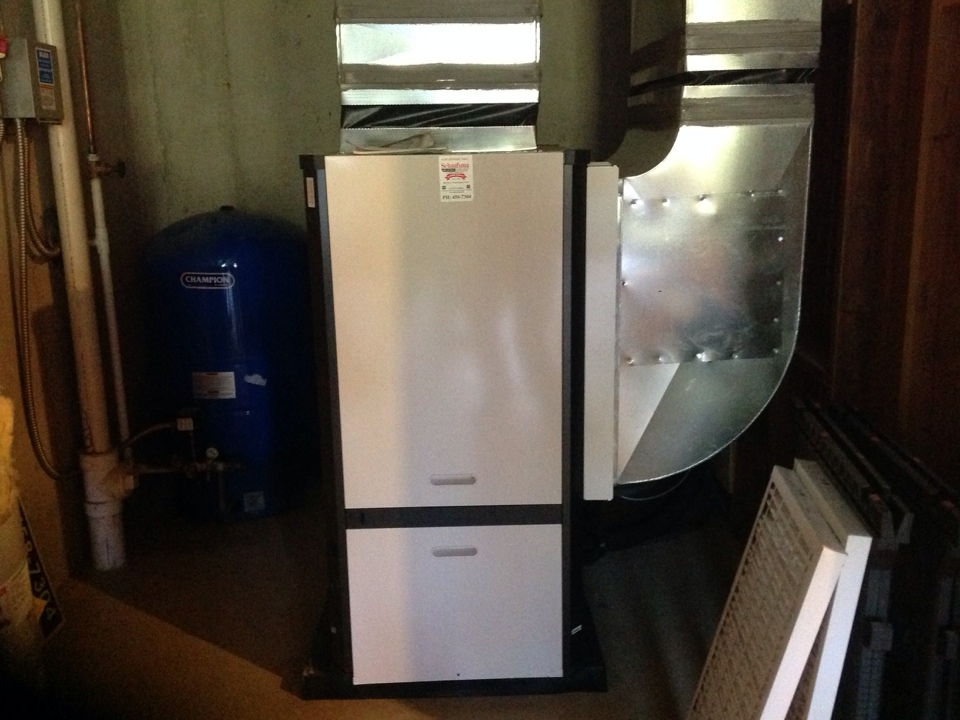 Middleville, MI - Heating check up on geothermal unit