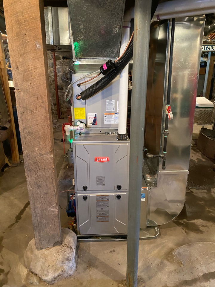 Rockford, MI - Furnace a/c install