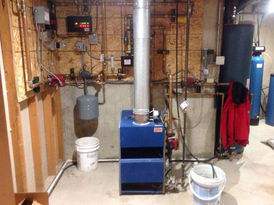 Belmont, MI - Boiler maintenance