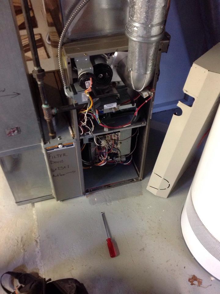 Byron Center, MI - Payne furnace repair