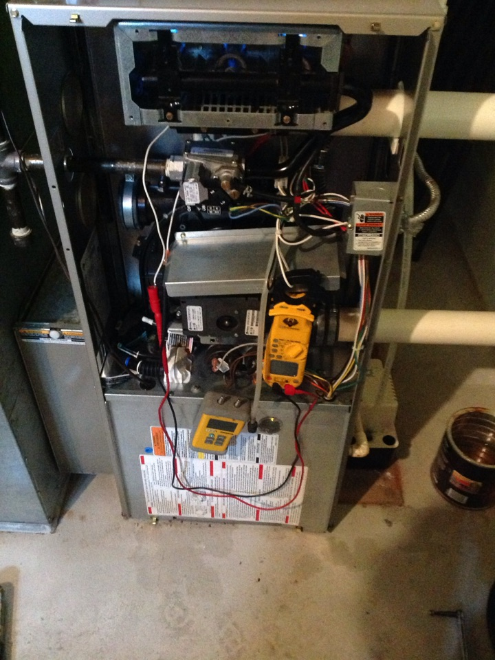 Lowell, MI - Bryant furnace annual maintenance