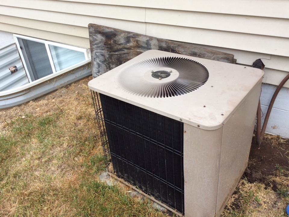 Georgetown Township, MI - ac maintenance call. perfromed tune up on lennox unit