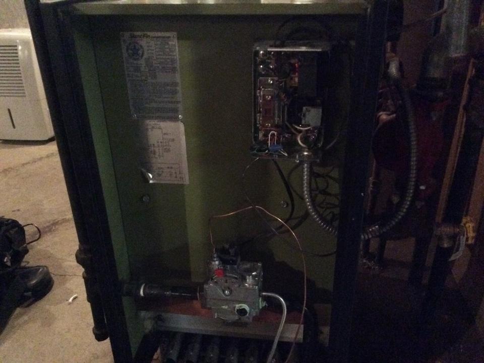 Belding, MI - Boiler planned maintenance