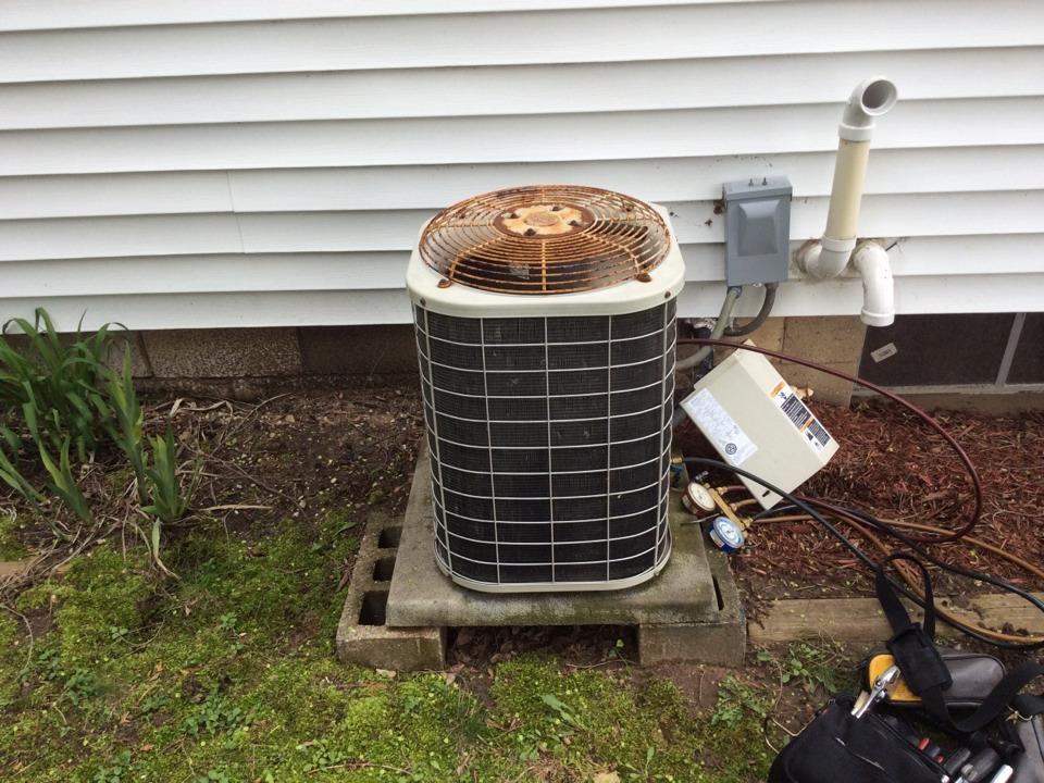 Furnace Repair And Air Conditioner Repair In Comstock Park Mi