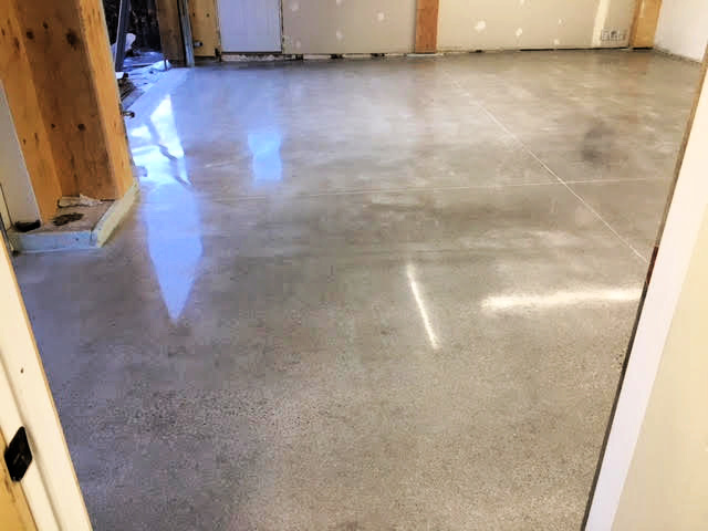 Rocky River, OH - Our concrete polishing jobs have been quite successful and stressless since switching to SCP! This system creates an easy-to-follow process that every member of my crew can understand! Best of all, there is no guesswork with SCP that other brands typically tend to have! The shine is beautiful, and all of our customers have loved the finished look! If you're tired of the disappointing work with other polishing brands, I highly recommend you check out Scientific Concrete Polishing products!! I guarantee you won't be disappointed in what you find!