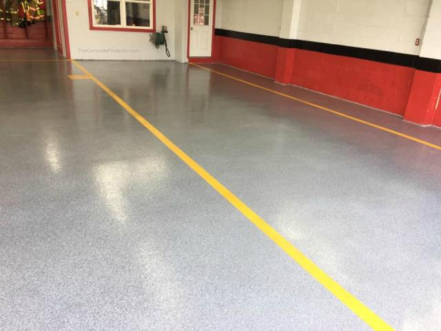 You have to try the Scientific Concrete Polishing System! Quick and easy, all the products laid out and the quality after a job gets finished is unbelievable! They have everything laid out and planned so that you will never have to do the same job twice and you can feel at ease that your job will last!