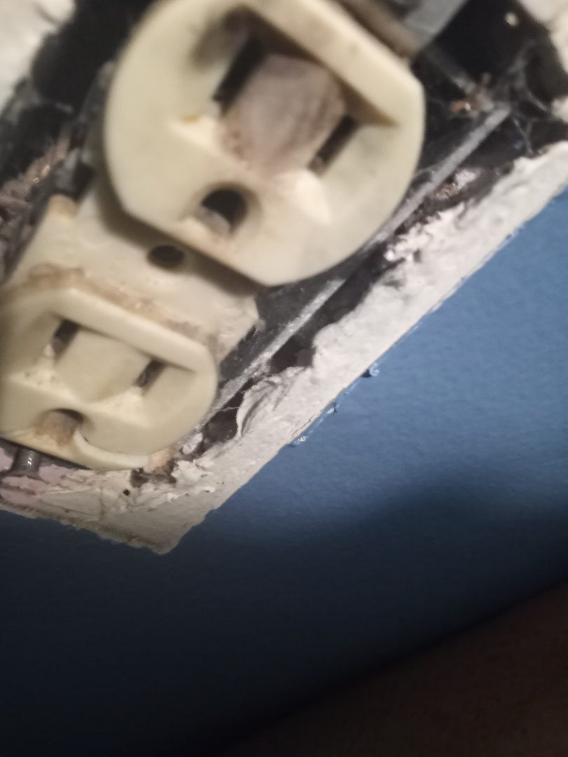 Completing an electrical inspection separation of neutrals in panel double tap Breakers and receptacles  that are wired incorrectly