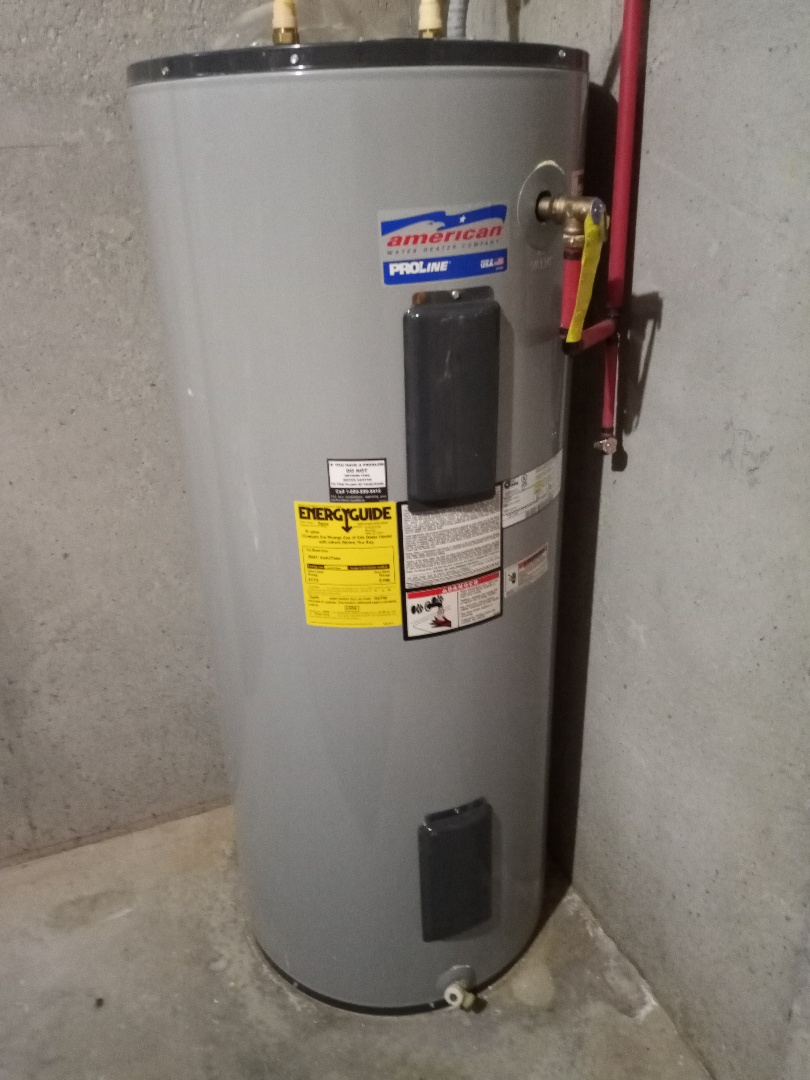 Electrician  in Rydal GA performing Diagnostics on water heater