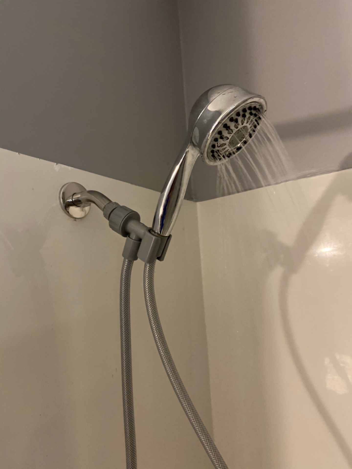 A plumber near me in Silver Creek, GA replaced a broken shower arm and replaced a wax ring on a toilet