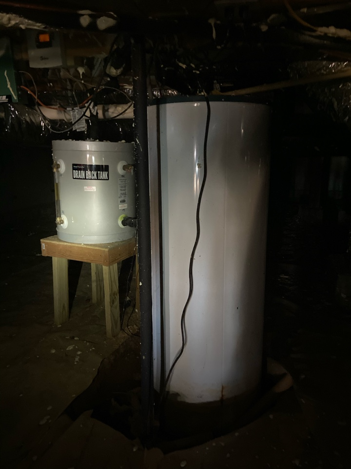 A plumber near me in Cedartown, GA gave a free quote on replacing electric tank type water heater with a tankless gas water heater.