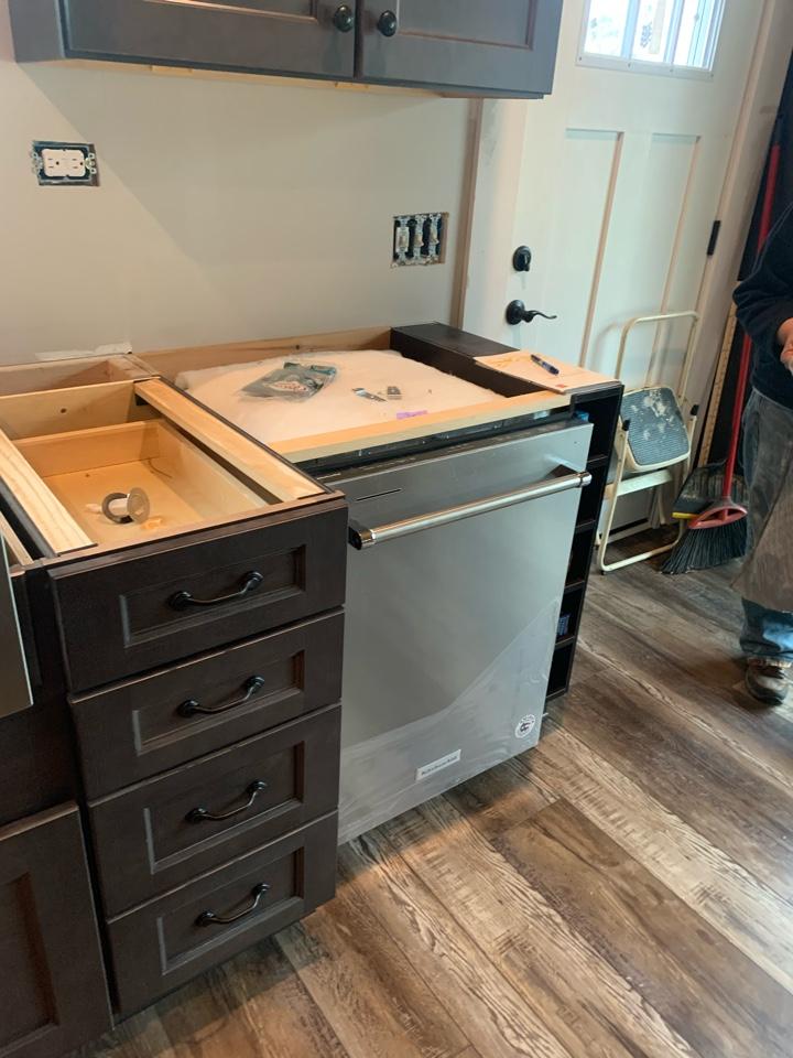 A plumber near me in Villa Rica, GA fixed the kitchen
